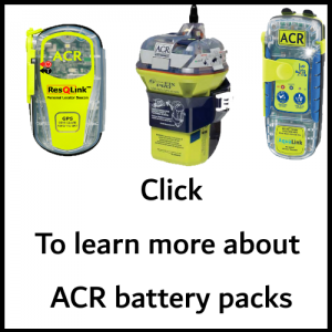 ACR Battery Pack information