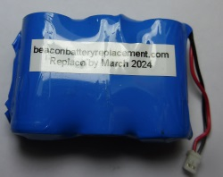 ACR Resqlink Battery